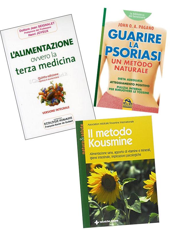 libri dieta e psoriasi