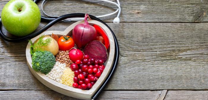 la dieta come medicina
